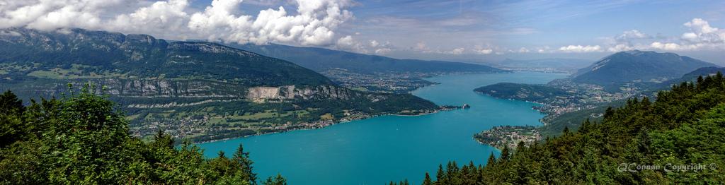 Lac d'Annecy et Aravis