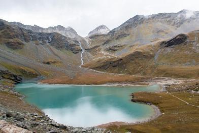 Lac Blanc, Massif de la Vanoise