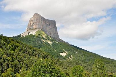 Mont Aiguille, Vercors