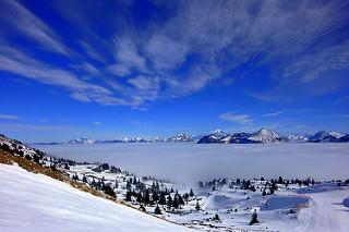 Station de ski de Margeriaz