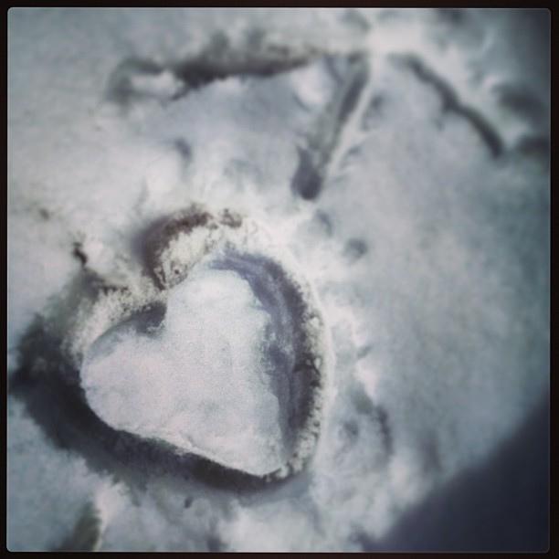 ski en amoureux