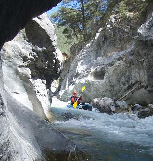 Le Queyras et les Ecrins, le paradis de l'eau vive dans les Alpes ?