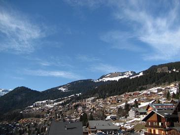 Pas de neige en montagne