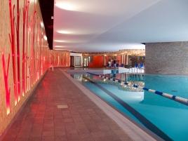 Centre aquatique et Piscine de Pralognan en Vanoise
