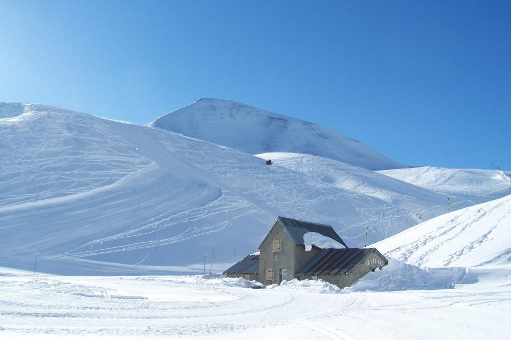 station ski Alpe du Grand Serre