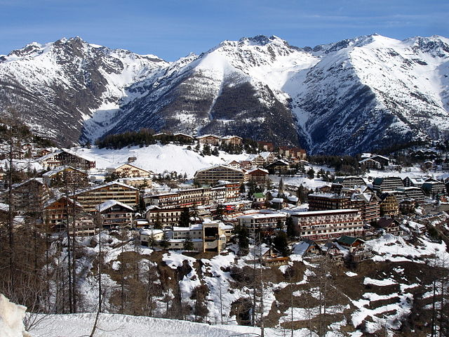 station ski Auron