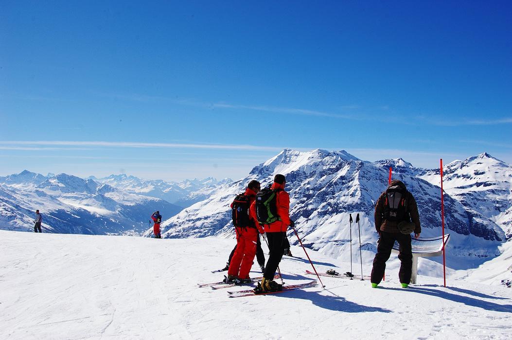 station ski Bonneval sur Arc