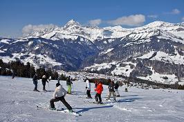 station ski Crest-Voland / Cohennoz