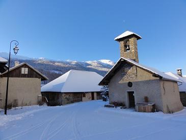 station ski Crévoux