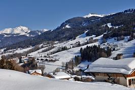 station ski Flumet / Saint-Nicolas La Chapelle