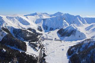 station ski Mont Dore