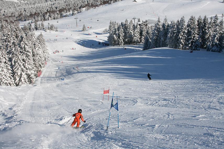 station ski Monts Jura