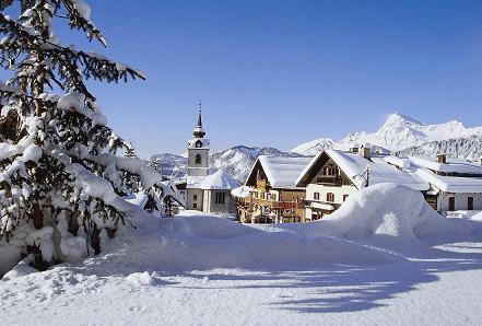 station ski de Notre Dame de Bellecombe