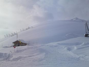 station ski Pelvoux-Vallouise
