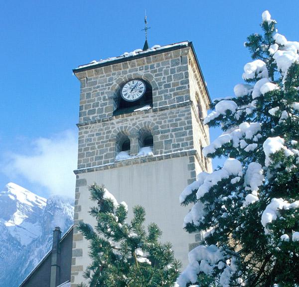 station ski Samoëns