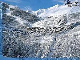 Le village de Valloire, station familiale par excellence