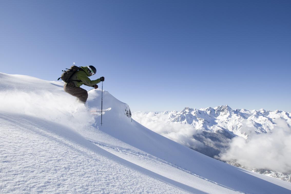 station ski Vaujany