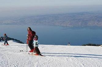 stations de ski familiales