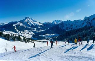 station ski Abondance