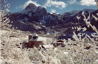 station ski Bernex