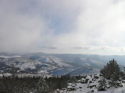 station ski Mont Lozère