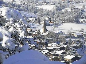 station ski Combloux