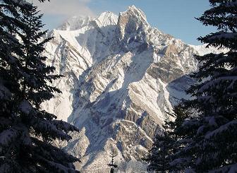 station ski Les Karellis