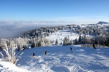 station ski Métabief