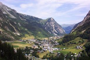 station ski Pralognan la Vanoise