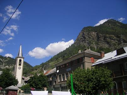 station ski Sainte Anne la Condamine