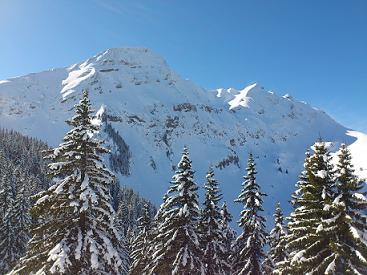 Station de ski Saint Jean D'Aulps