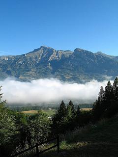 station ski Saint Léger les Mélèzes