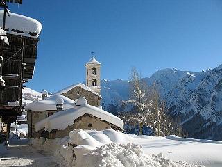 station ski Saint Véran