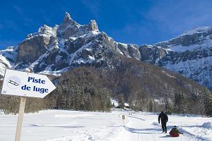 station ski Sixt Fer à Cheval