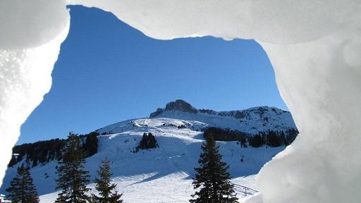 station ski Thollon les Memises